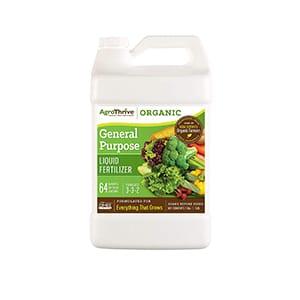 AgroThrive Organic Fertilizer