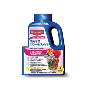 BioAdvanced Rose and Flower Care