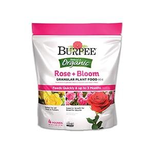Burpee Rose and Bloom Food