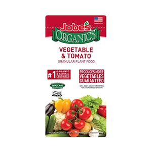 Jobes Organic Vegetable and Tomato
