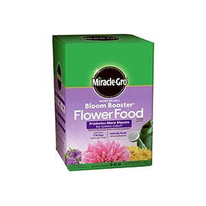 Miracle Gro Bloom Booster Food