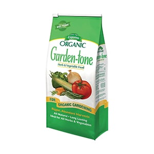Organic Garden Tone Herb and Vegetable Food