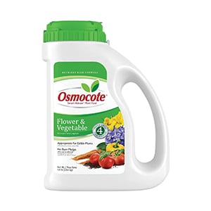 Osmocote Vegetable Plant Food