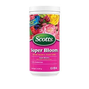 Scotts Super Bloom