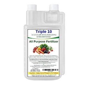 Triple Ten Plant Fertilizer
