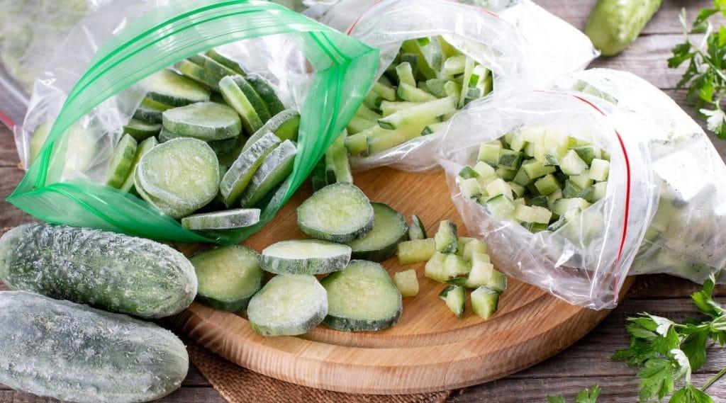 Can You Freeze Cucumber